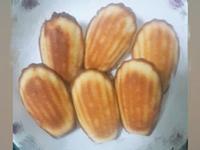 瑪德蓮蛋糕(簡易)