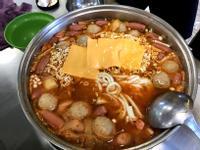 韓式起司部隊鍋