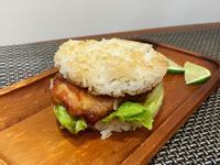 米漢堡 - 照燒雞腿排口味
