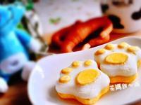 造型蒸蛋(蛋蛋的幸福)