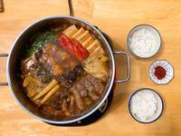 簡易沙嗲豬肉火鍋 【家常菜色】