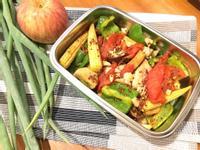 超簡單懶人義式香料烤蔬菜