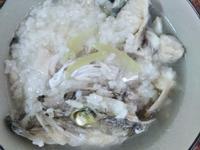 鱸魚蒲阿粥(電子鍋料理)