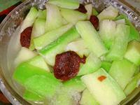 酸甜青芒果(冷凍風味)