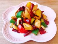 辣炒雞丁(日式中華料理版)