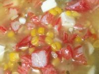 蟹肉玉米濃湯