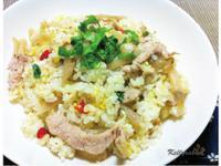 榨菜肉絲炒飯