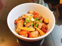 味噌醬雞蓋飯