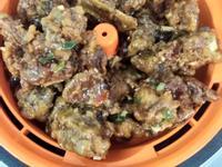 豆鼓蒸排骨(電子鍋料理)