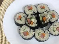 台味十足~香腸壽司
