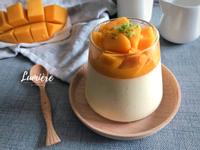 芒果香草布丁酪