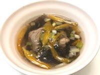 👩🏻🍳金針花紫菜排骨湯