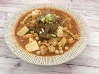 韓式泡菜牛肉豆腐鍋