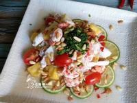 泰式海鮮沙津(異國料理)