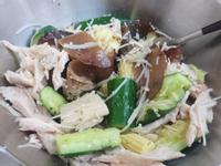 雞胸肉拍黃瓜 (低醣)
