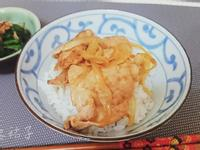 薑燒豬肉/日本家常菜基本款/快速出菜