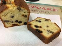 原味蔓越莓核桃磅蛋糕