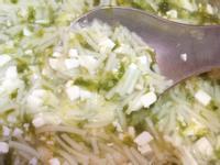 海苔豆腐虱目魚麵線(寶寶副食品)