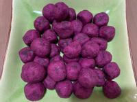 氣炸鍋紫地瓜球