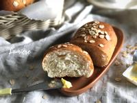 蜂蜜燕麥麵包