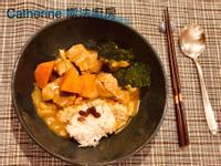 椰子油料理~日式咖哩
