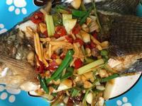 。紅燒魚。