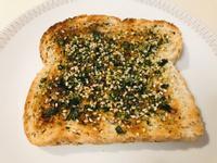 【懶 - 罐頭料理】海苔鹹味吐司(早餐)