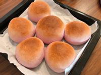 紫心地瓜芋泥軟麵包