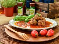 義式番茄牛肉丸