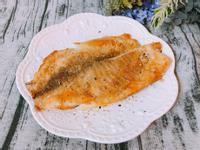 氣炸鍋料理-氣炸鯛魚排