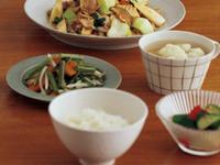 家常豆腐定食(457kcal  鹽分3.6g)