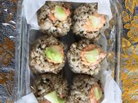 龍蝦沙拉糙米丸