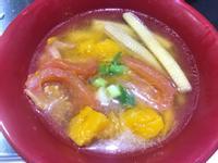 👩🏻🍳南瓜蕃茄湯