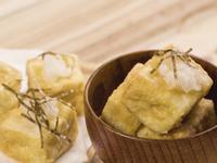 日式黃金豆腐