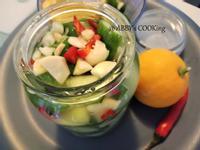 夏日開胃首選--涼拌小黃瓜