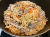 【寶寶食譜】綠竹筍雞肉炊飯