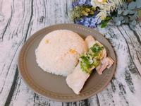 異國料理-海南雞飯