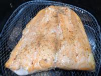 鹽烤鮭魚-板橋館氣炸鍋食譜