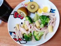 涼拌油蔥雞(無須調醬汁)