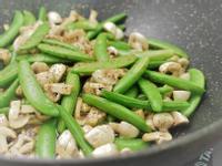 電磁爐料理-黑胡椒捷克與蘑菇豌豆