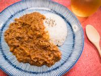 微波爐做印度肉末咖哩