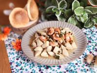 水波燒烤.義式鮮蝦炒菇/水波爐