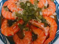 蒜蓉豆腐蝦