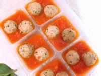 [寶寶食譜]番茄肉丸義大利麵