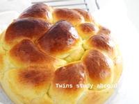 香濃奶酥麵包