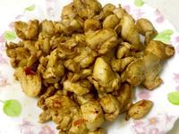 簡單家常菜-蒜香辣炒雞丁-五分鐘料理