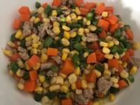 超下飯的 玉米絞肉