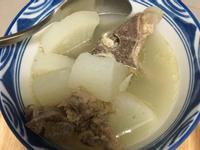 清爽蘿蔔排骨湯