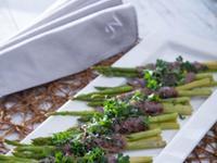 低醣料理 <沙拉> 牛肉蘆筍捲