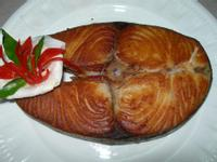 乾煎土托魚